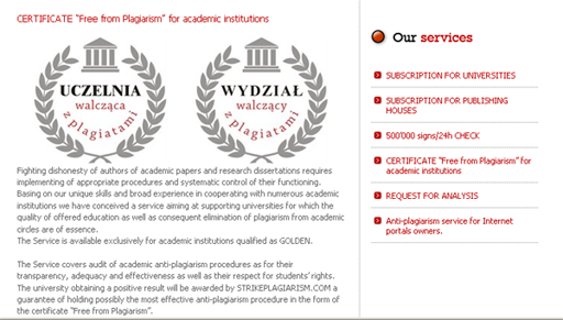 Free-Of-Plagiarism Banner