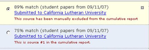 Mehrfach eingereichte Dokumente